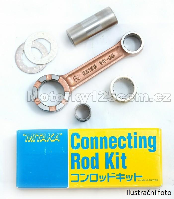 Brzdové destičky přední Goldfren 170 AD - Aprilia Mojito 125 (Custom), 2002-2011