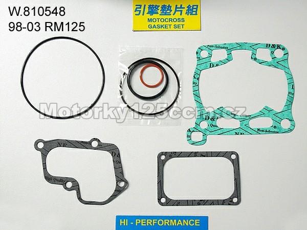 Brzdové destičky přední Goldfren 299 AD - Honda PCX 125, 2010-2013